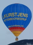 Wir danken: Dutch Balloon Register